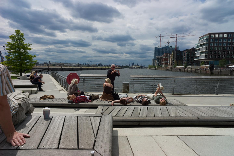 Hafencity Summer