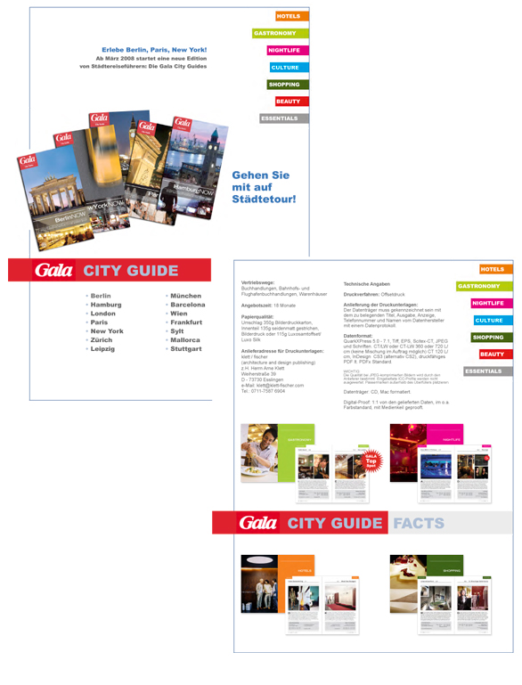 Screenshot City Guide