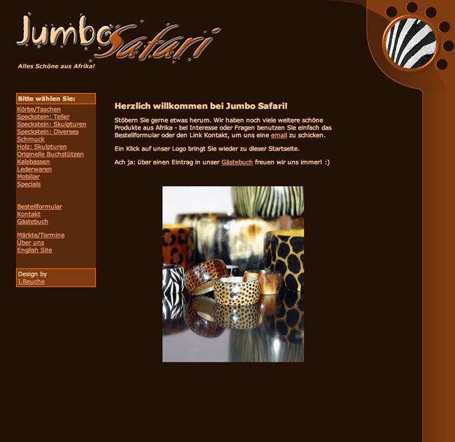 Screenshot Jumbo Safari