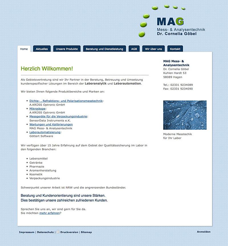 MAG Mess- und Analysentechnik